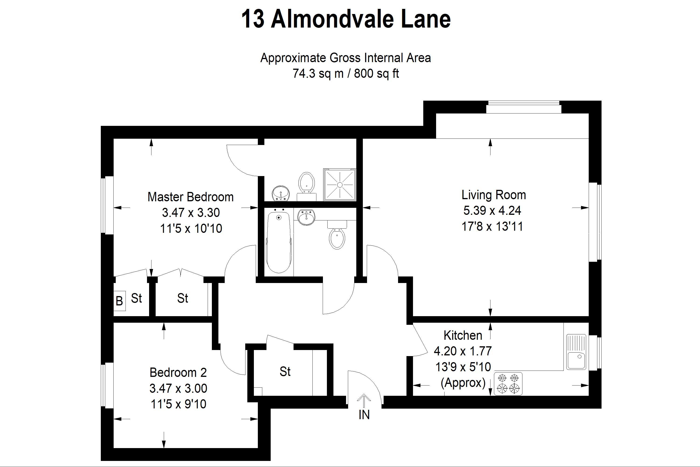 Almondvale Lane
