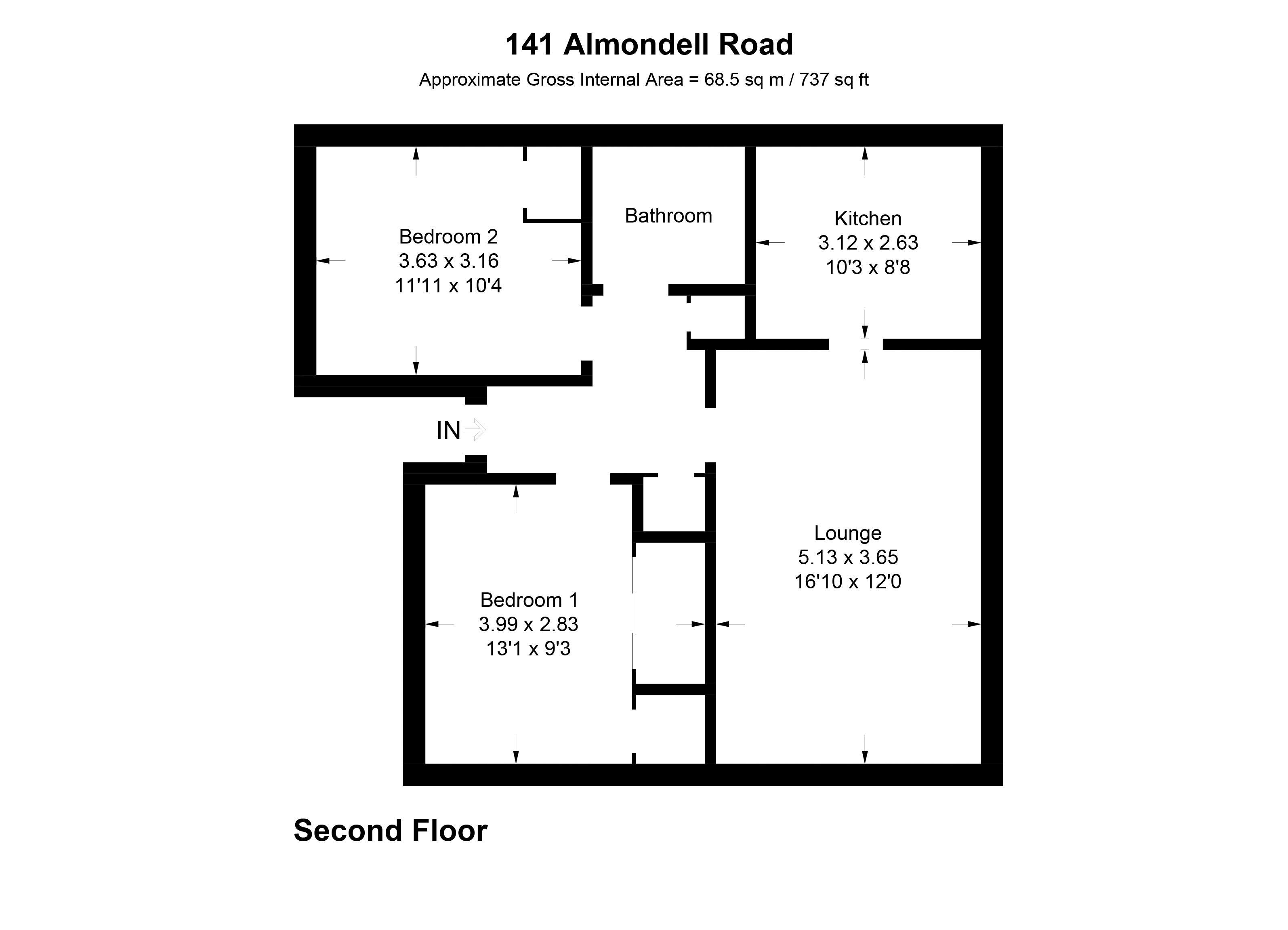 Almondell Road