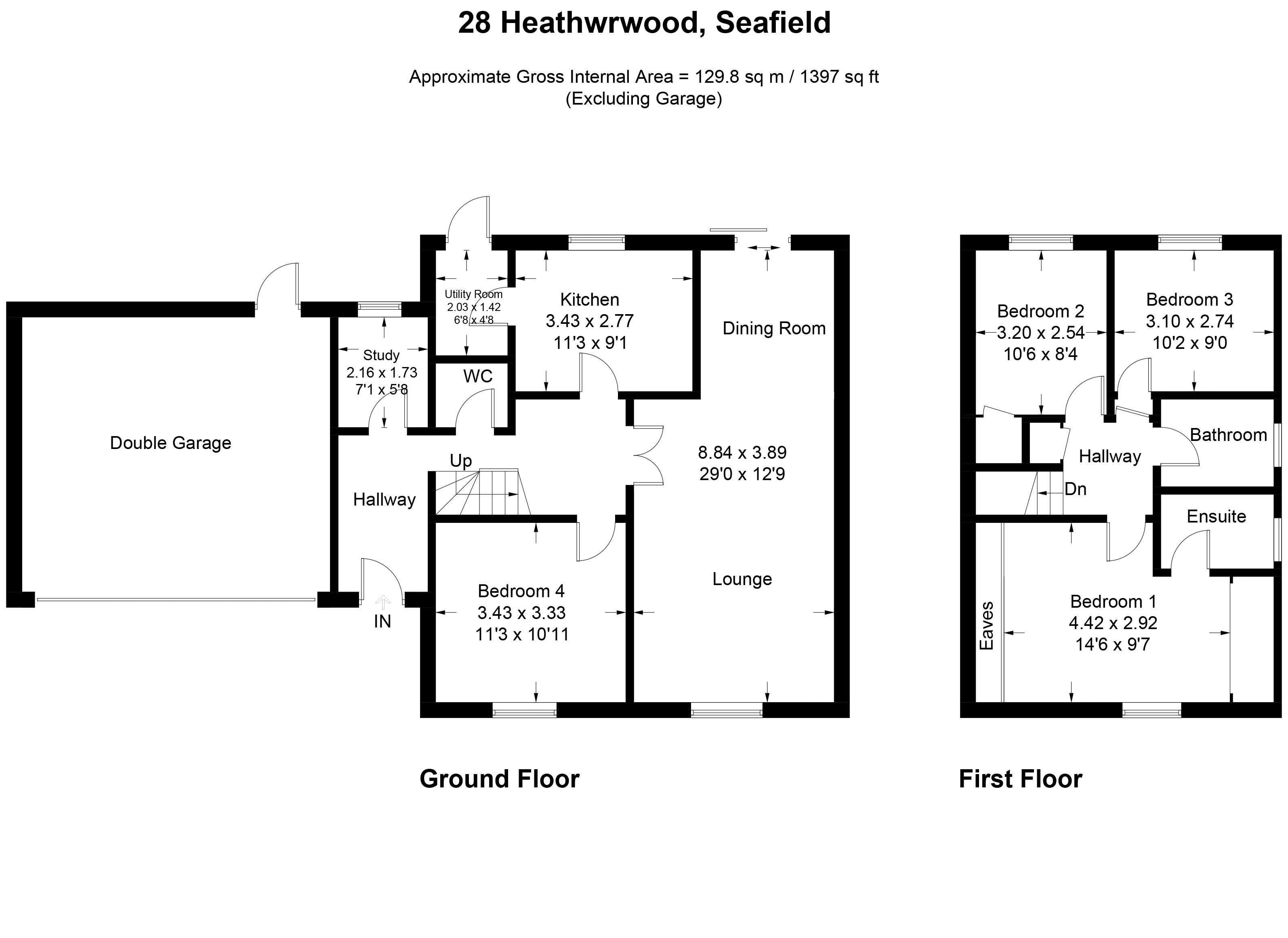 Heatherwood Seafield
