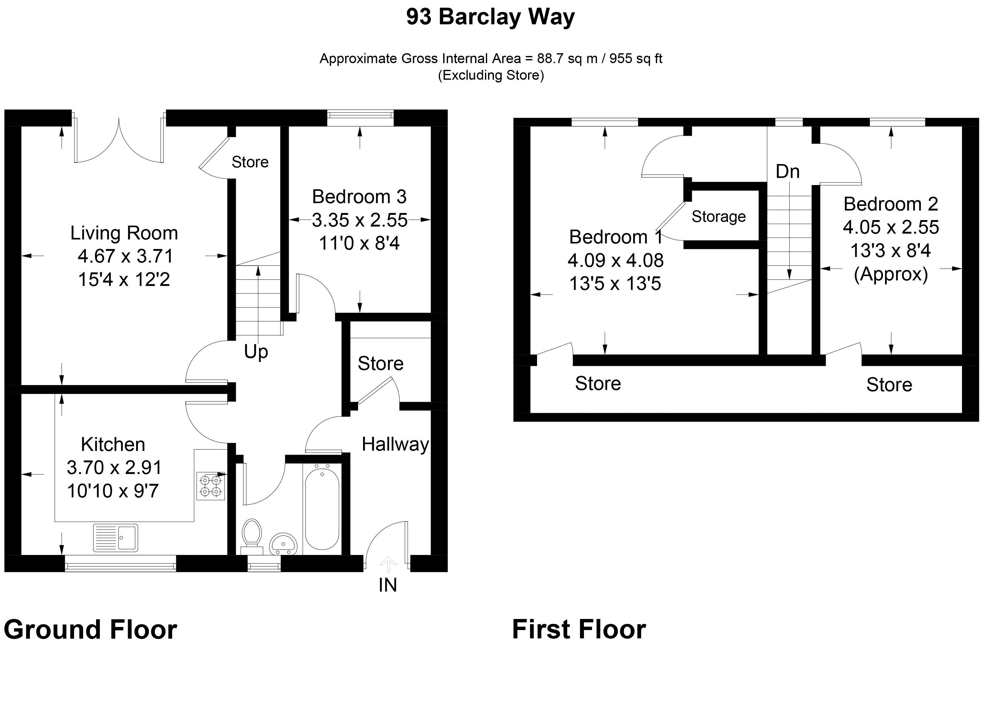 Barclay Way