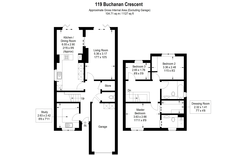 Buchanan Crescent