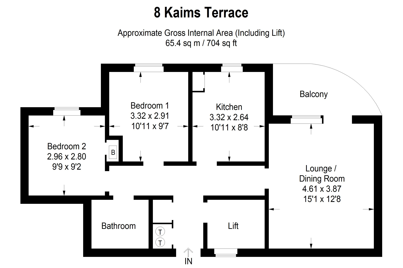 Kaims Terrace