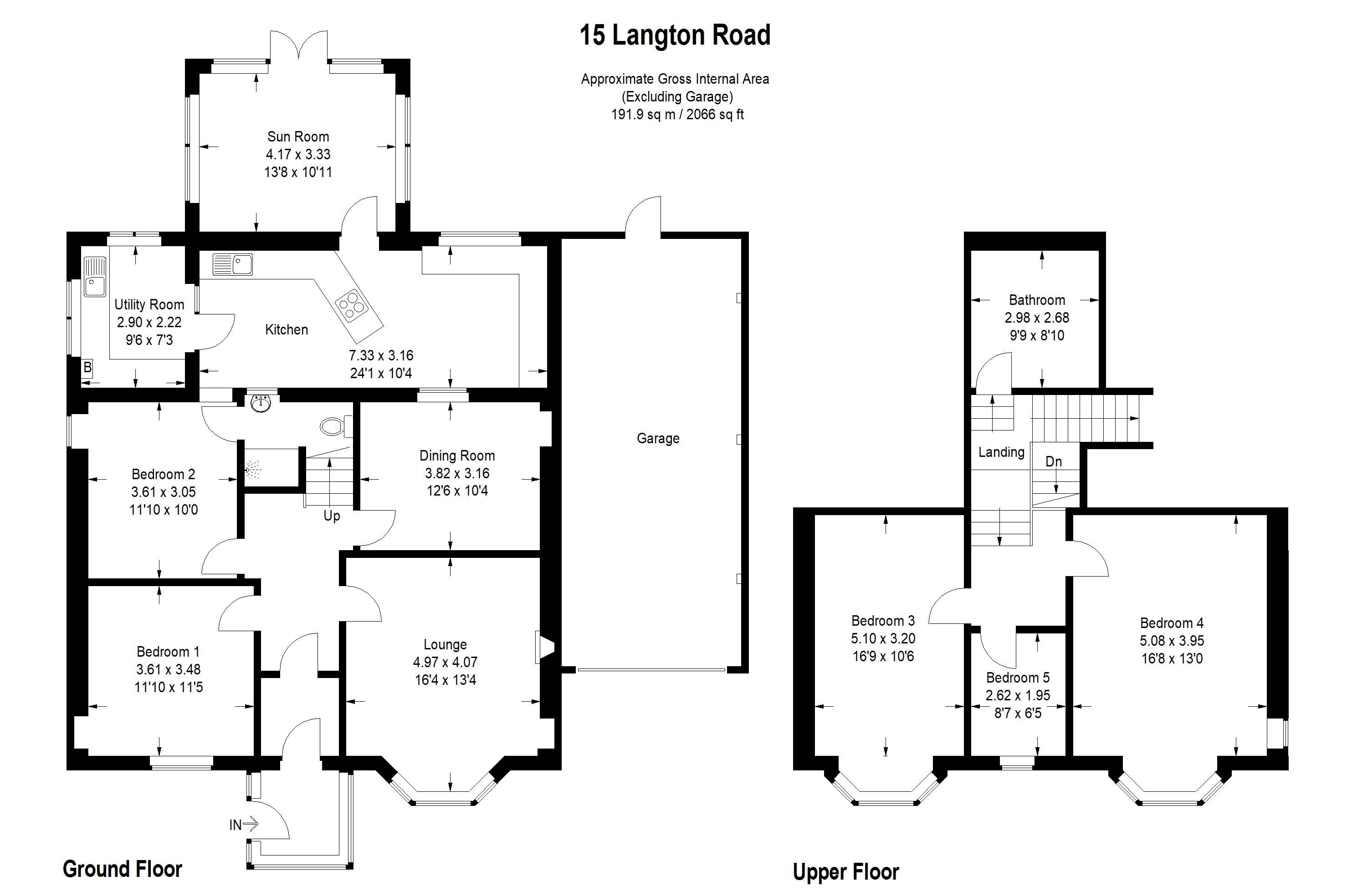 Langton Road East Calder