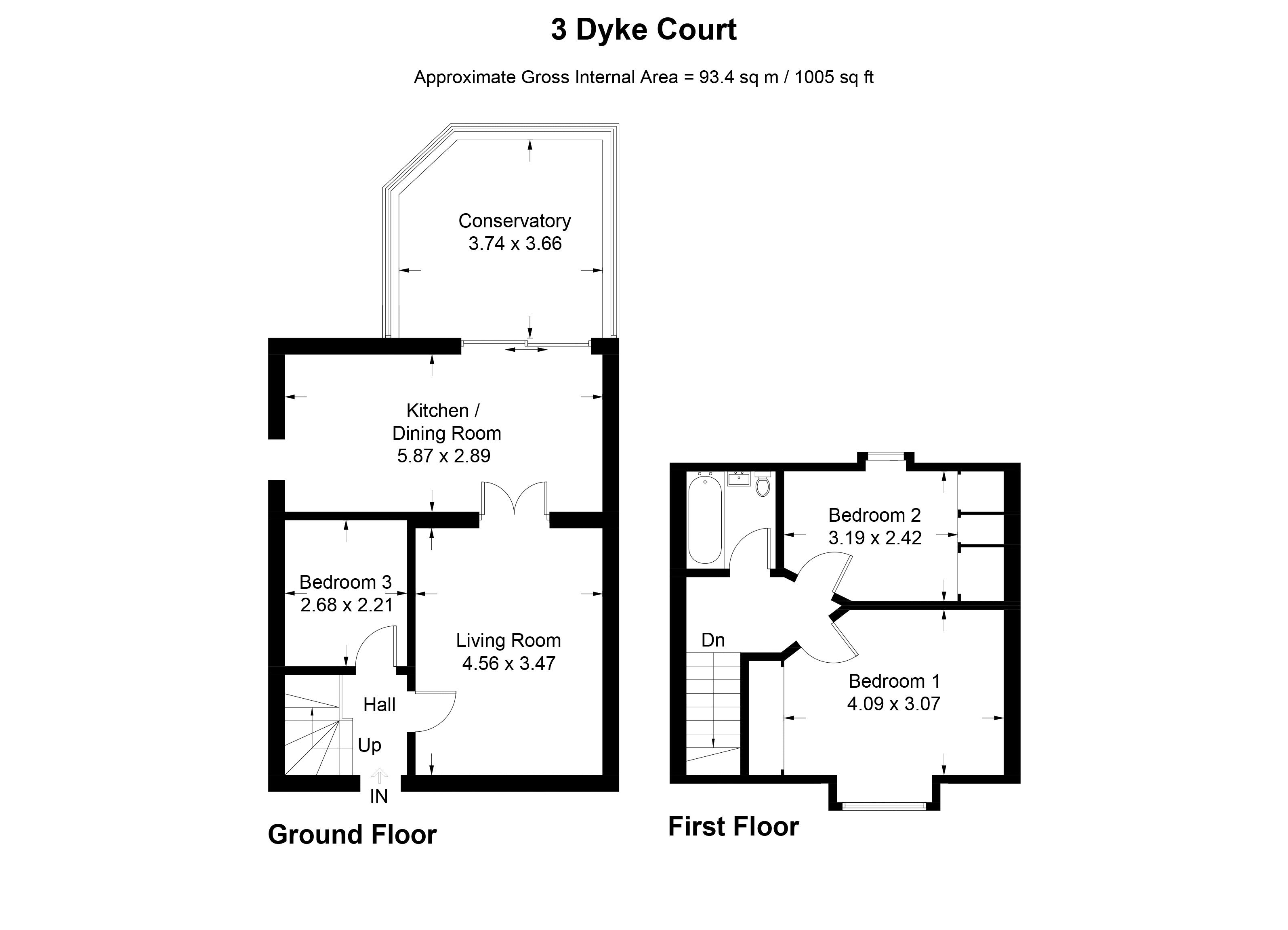 Dyke Court Greenrigg