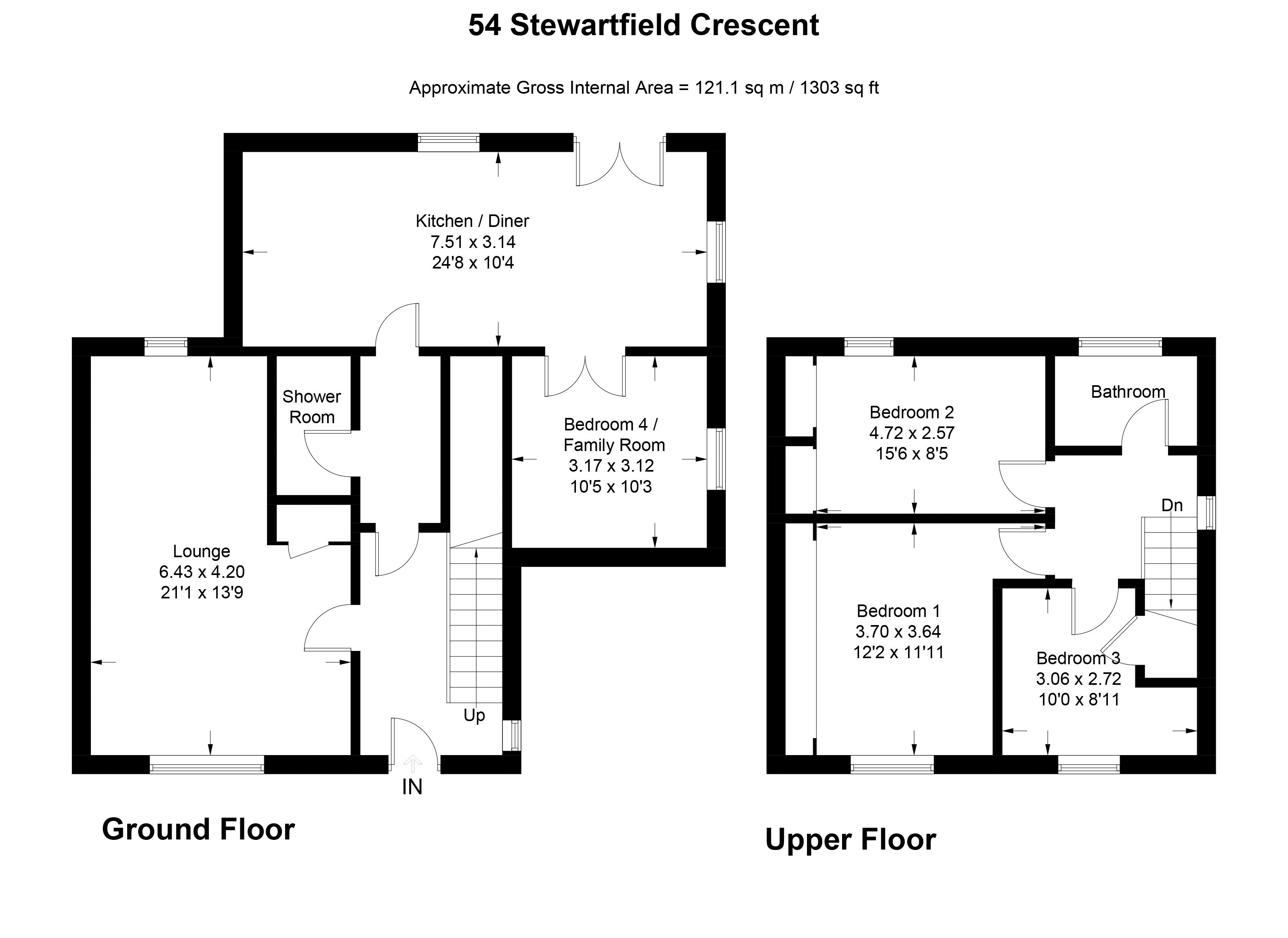 Stewartfield Crescent