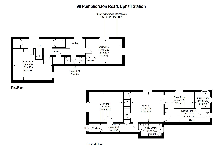 Pumpherston Road Uphall Station
