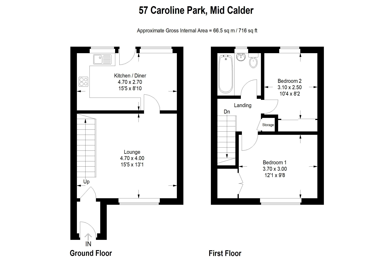 Caroline Park Mid Calder