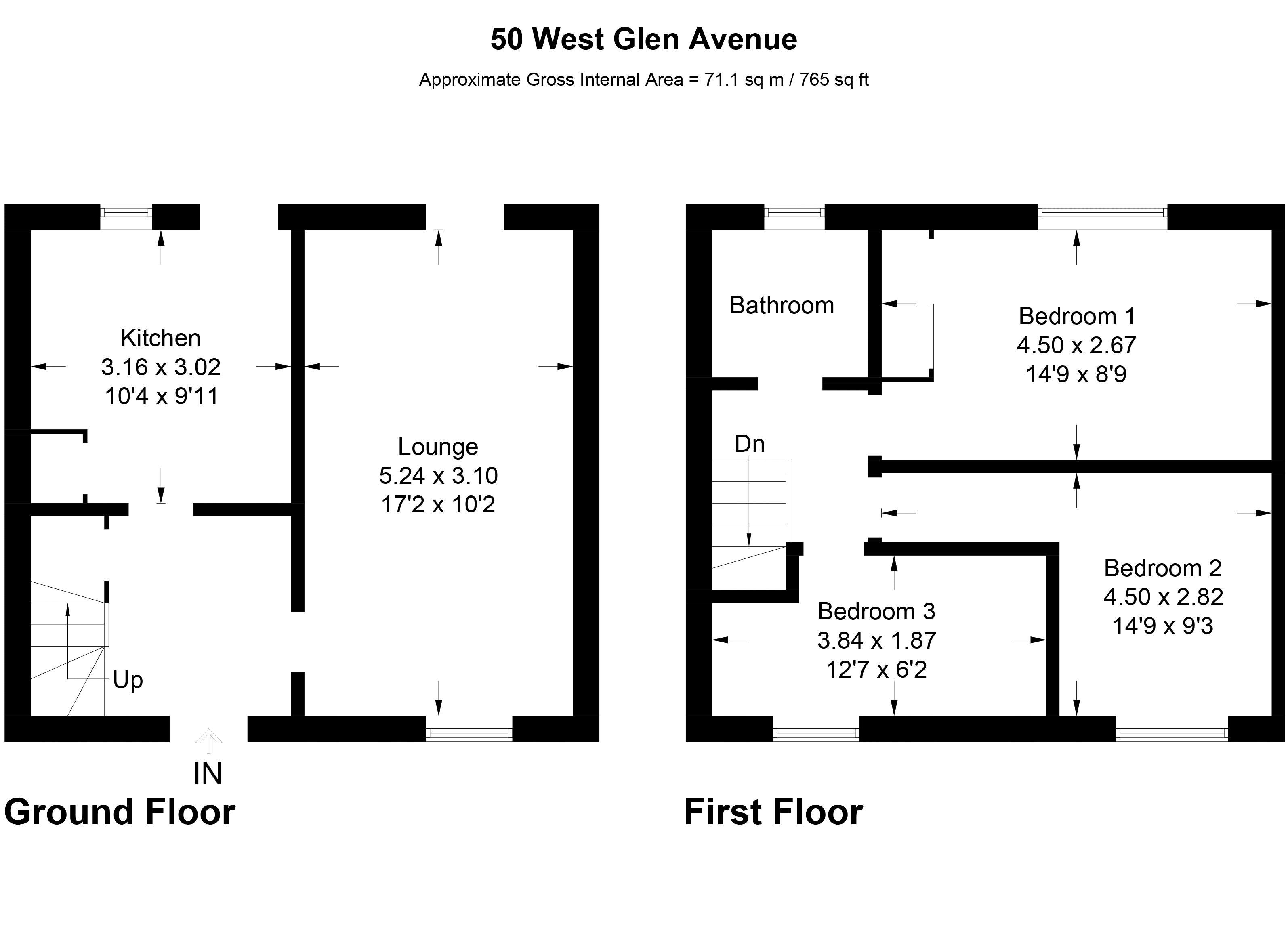 West Glen Avenue Deans