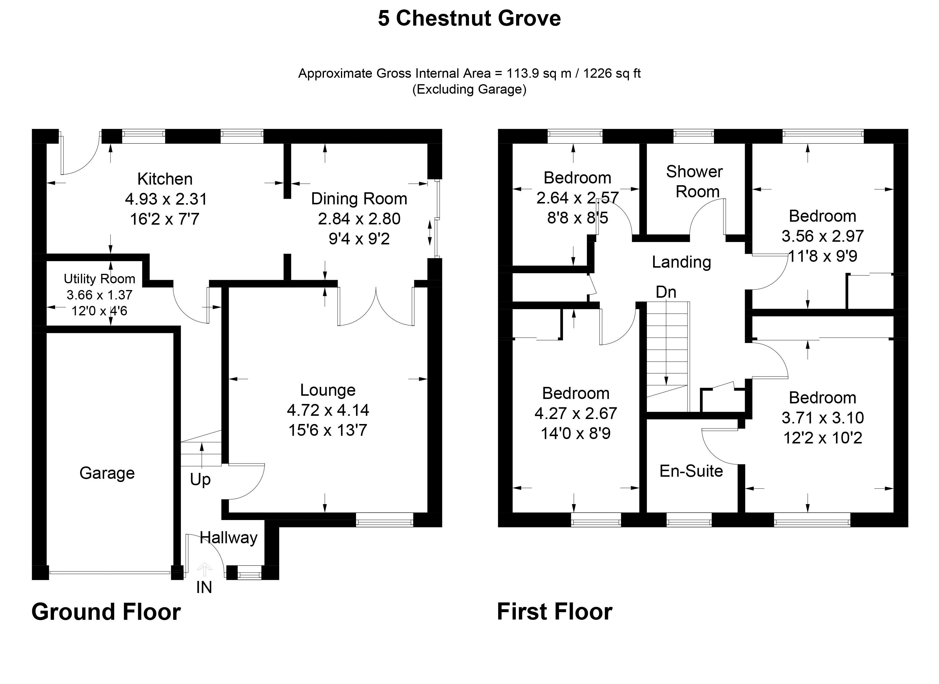 Chestnut Grove Winchburgh