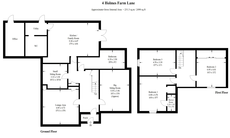 Holmes Farm Lane