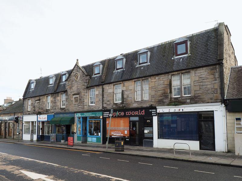 West Main Street Uphall