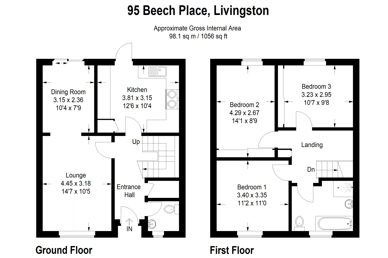 Beech Place Eliburn