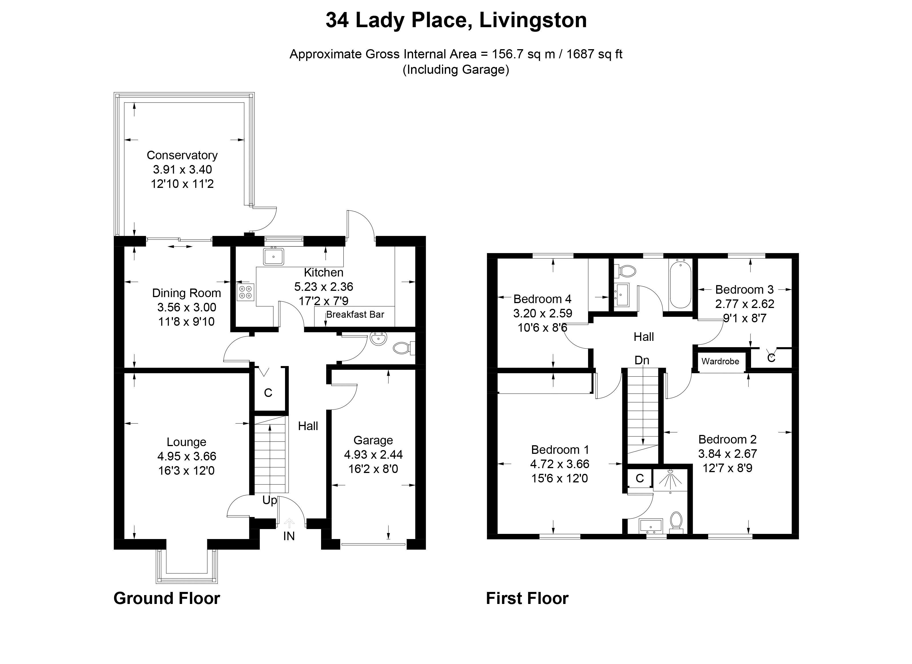 Lady Place Eliburn