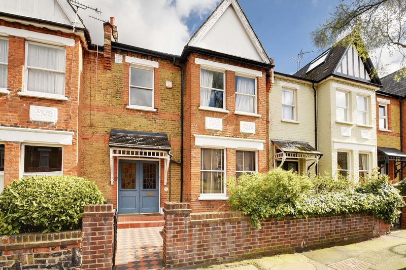 2 Bedrooms Flat for sale in Uplands Road, N8