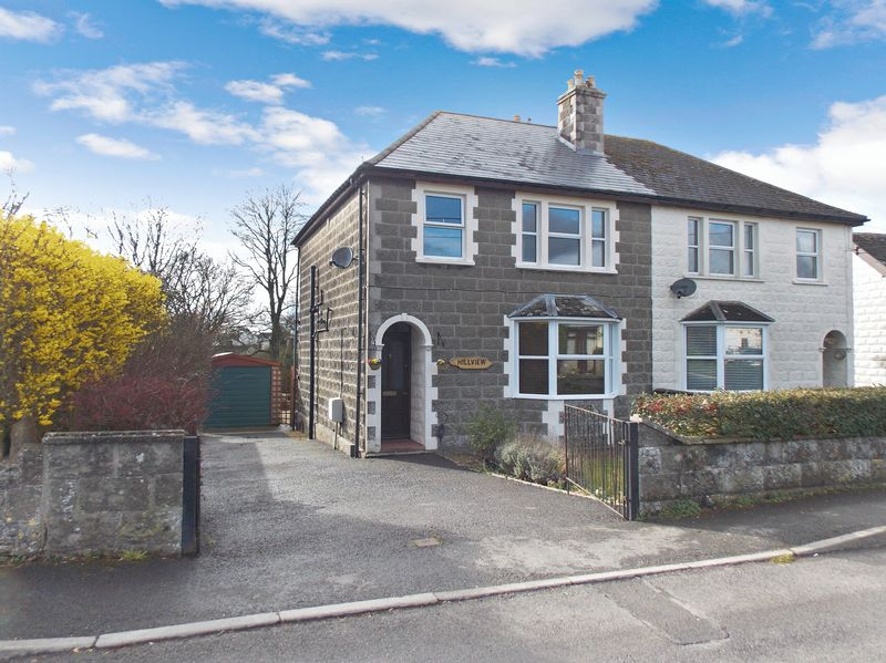 3 Bedrooms Semi Detached House for sale in Church Street, Coleford