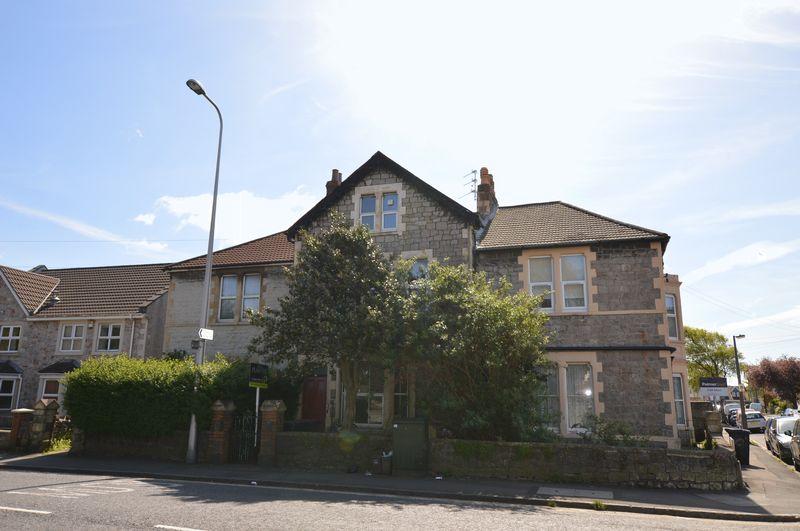 Flat for sale in Milton Road, Weston-Super-Mare