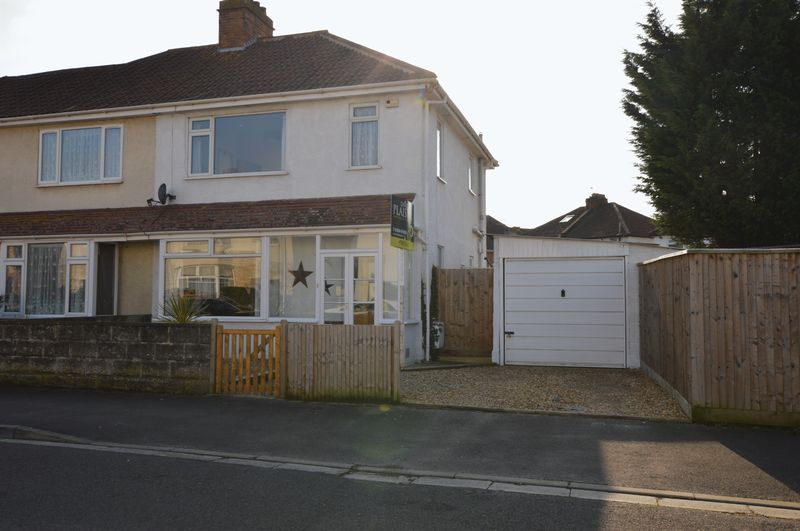 3 Bedrooms Semi Detached House for sale in Totterdown Road, Weston-Super-Mare