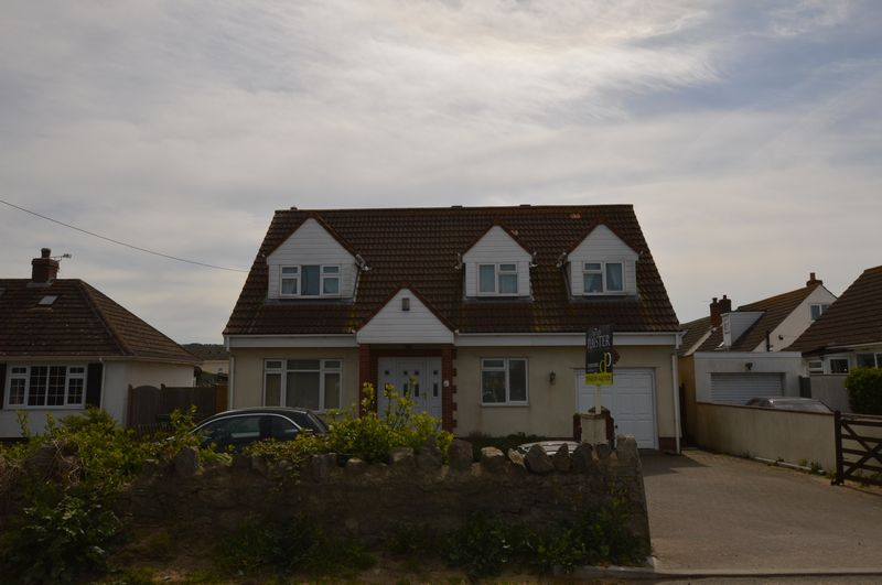 3 Bedrooms Detached House for sale in Sand Road, Kewstoke, Weston-super-Mare, Somerset