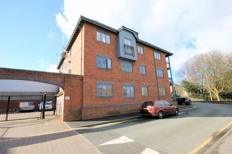 1 Bedroom Flat for sale in South Street, Stafford