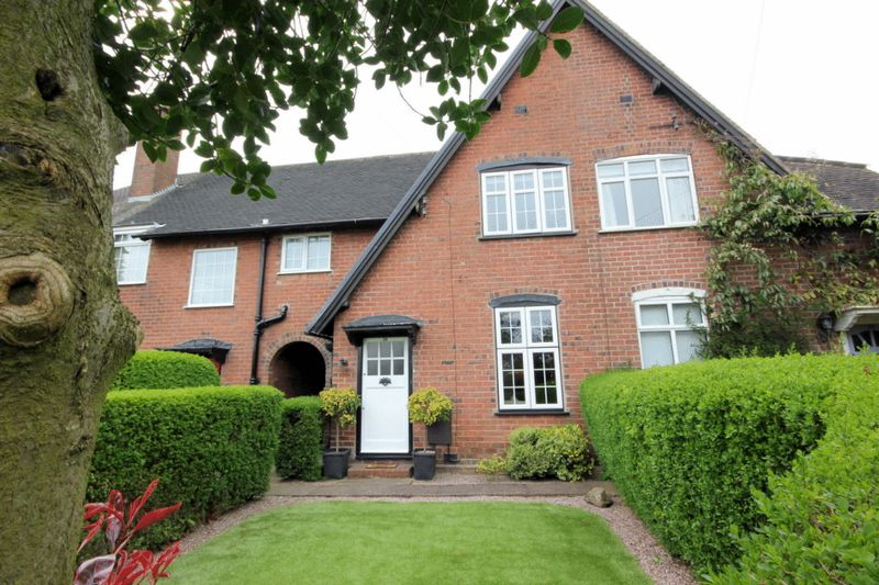 2 Bedrooms Terraced House for sale in Barnfield, Penkhull