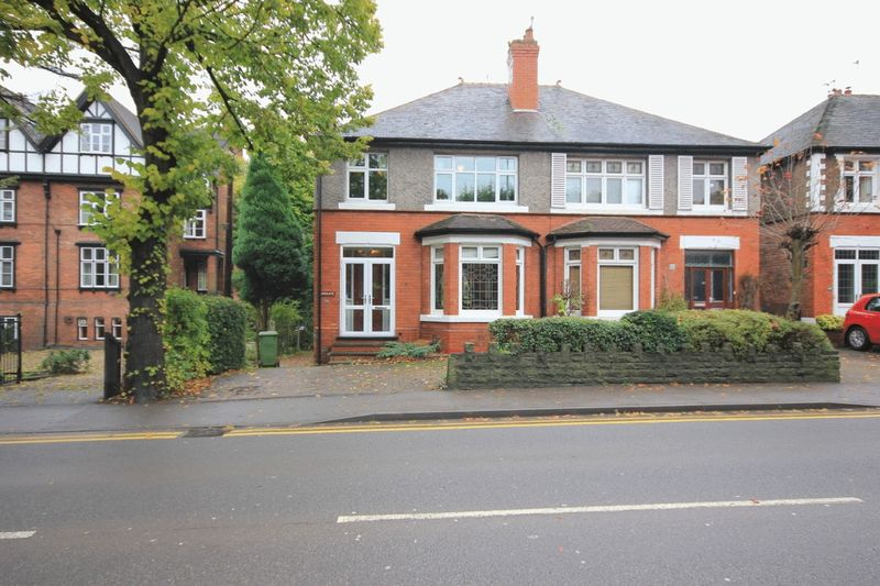 4 Bedrooms Semi Detached House for sale in Newport Road, Stafford