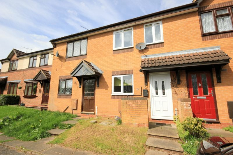2 Bedrooms Terraced House for sale in 16 Armstrong Avenue, Stafford