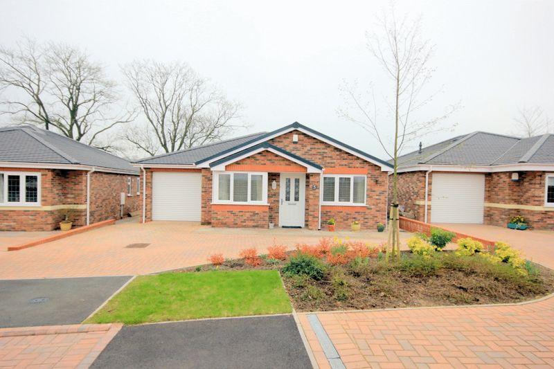 3 Bedrooms Detached Bungalow for sale in Nursery Gardens, Barlaston