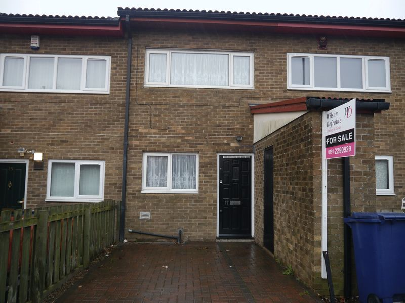 Waterbeach Place, Slatyford, Newcastle U...