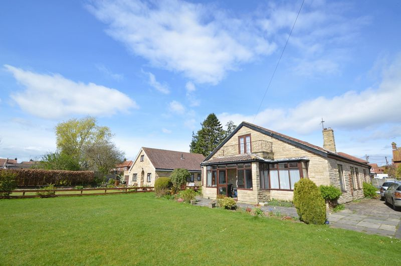 4 Bedrooms Detached Bungalow for sale in Southgate, Helmsley