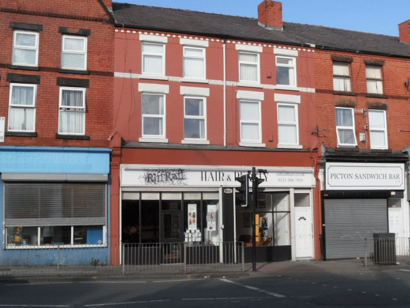 8 Bedrooms Flat for sale in 155 - 157 Picton Road, Liverpool