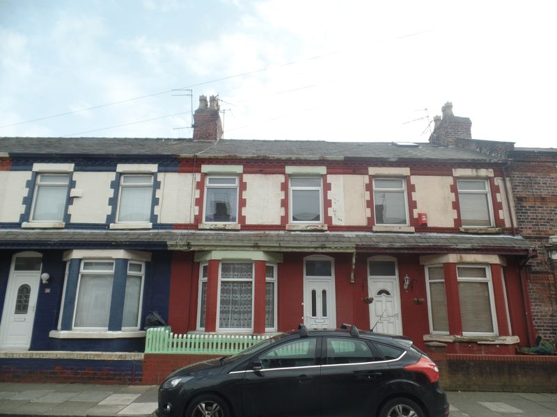 3 Bedrooms Terraced House for sale in 20 Towcester Street, Liverpool