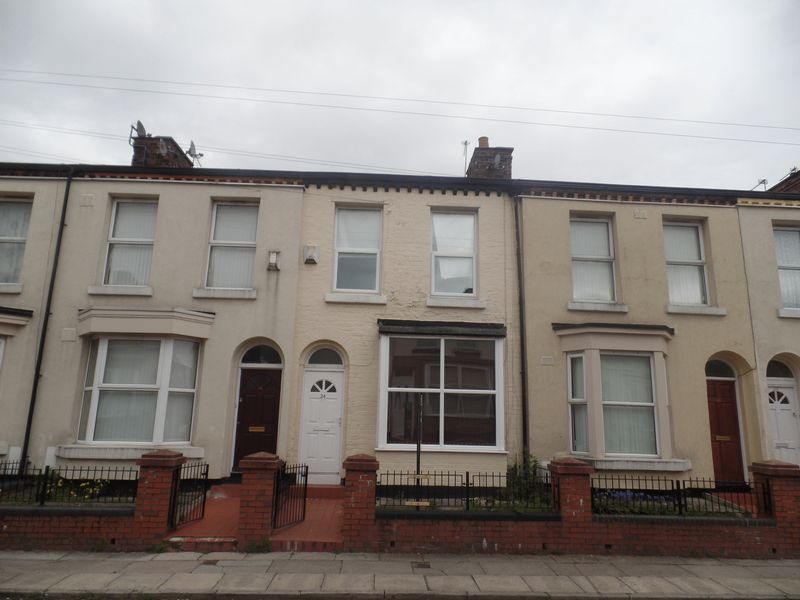 3 Bedrooms Terraced House for sale in 24 Ullswater Street, Liverpool