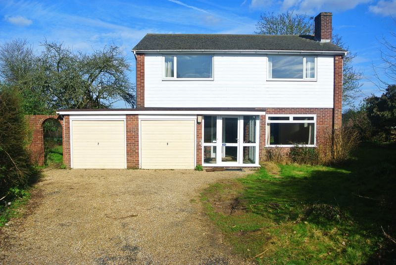4 Bedrooms Detached House for sale in Linnet Close, Kempshott
