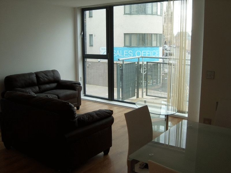 2 Bedrooms Flat for sale in 2 Bedroom Apartment - Greenheys Lane West, Manchester