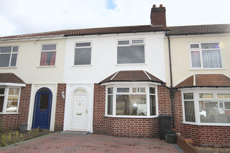 3 Bedrooms Terraced House for sale in Hillside Road, Bristol