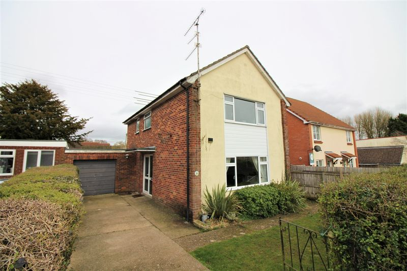 3 Bedrooms Detached House for sale in Furnham Close, Chard