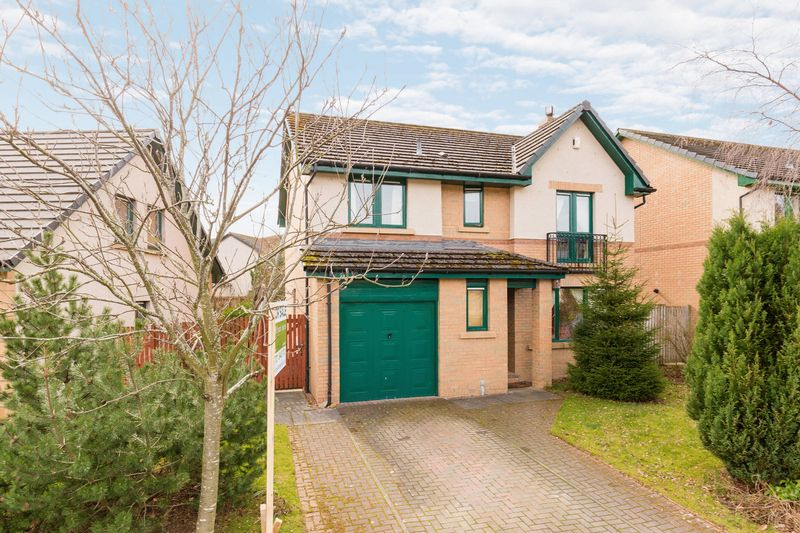 4 Bedrooms House for sale in 21 Cardrona Way, Peebles, EH45 9LD