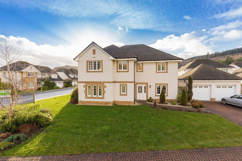 5 Bedrooms House for sale in 9 Renwick Lane, Cardrona, Peebles, EH45 9LU