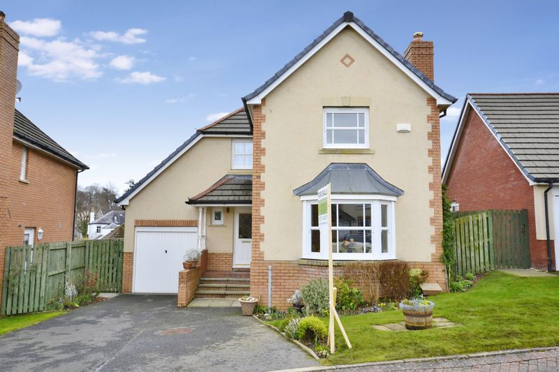 4 Bedrooms House for sale in 15 Edderston Ridge, Peebles, EH45 9NA