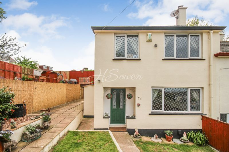 3 Bedrooms Terraced House for sale in Colley Crescent, Paignton