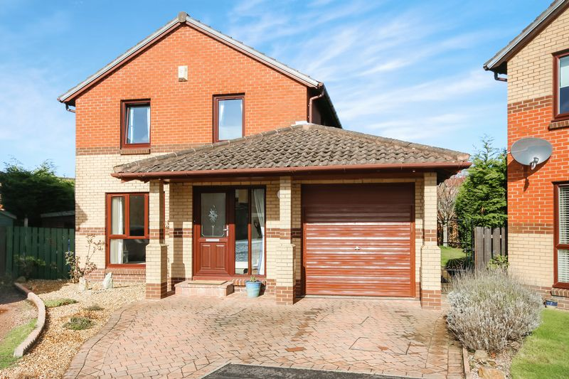 4 Bedrooms Detached House for sale in 69 Bailielands, Linlithgow
