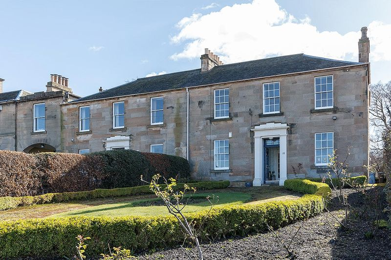 4 Bedrooms Terraced House for sale in Bellevue, 11 Royal Terrace, Linlithgow