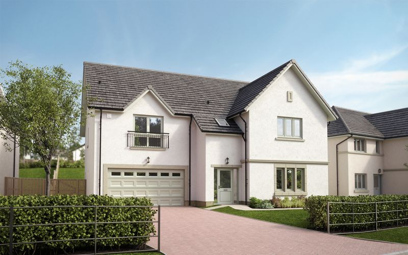 5 Bedrooms Detached House for sale in The Beaton, Friars Way, Linlithgow