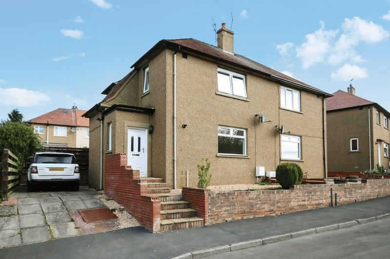 2 Bedrooms Semi Detached House for sale in 18 Crawfield Avenue, Bo'ness