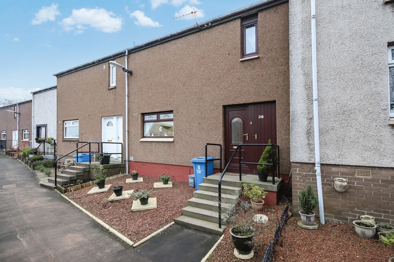 2 Bedrooms Terraced House for sale in 28 Bomar Avenue, Bo'ness