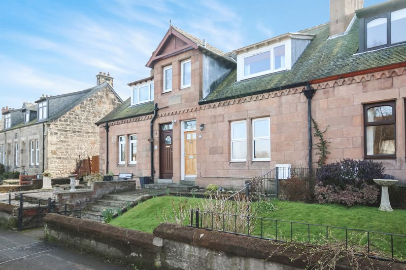 2 Bedrooms Terraced House for sale in 2 Coronation Cottages, 58 Philpingstone Road, Bo'ness