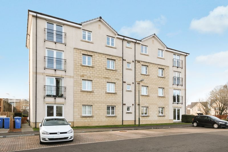 2 Bedrooms Flat for sale in 20 Broomyhill Place, Linlithgow