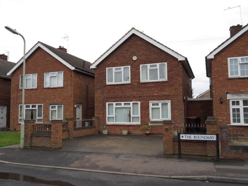3 Bedrooms Detached House for sale in The Boundary, Bedford