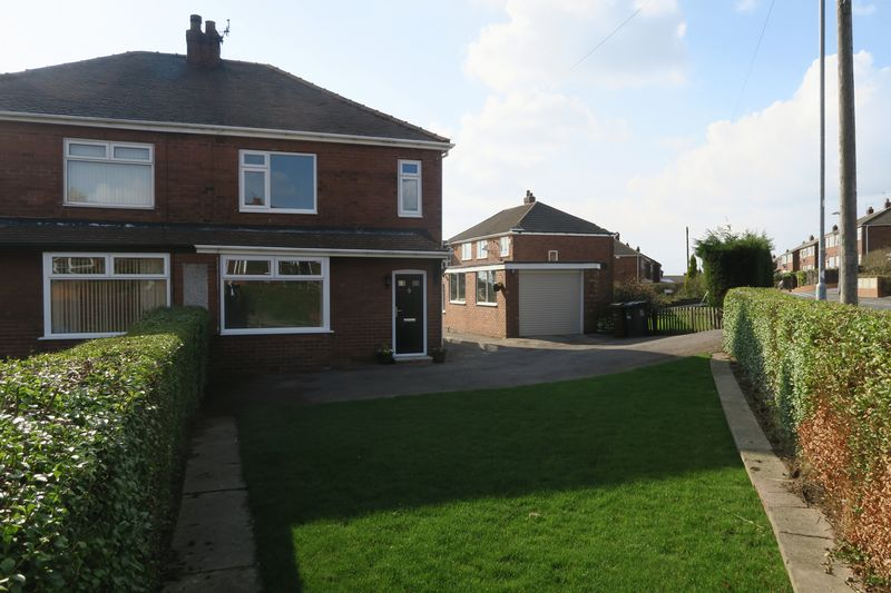 3 Bedrooms Semi Detached House for sale in Haigh Moor Road, Tingley, Wakefield