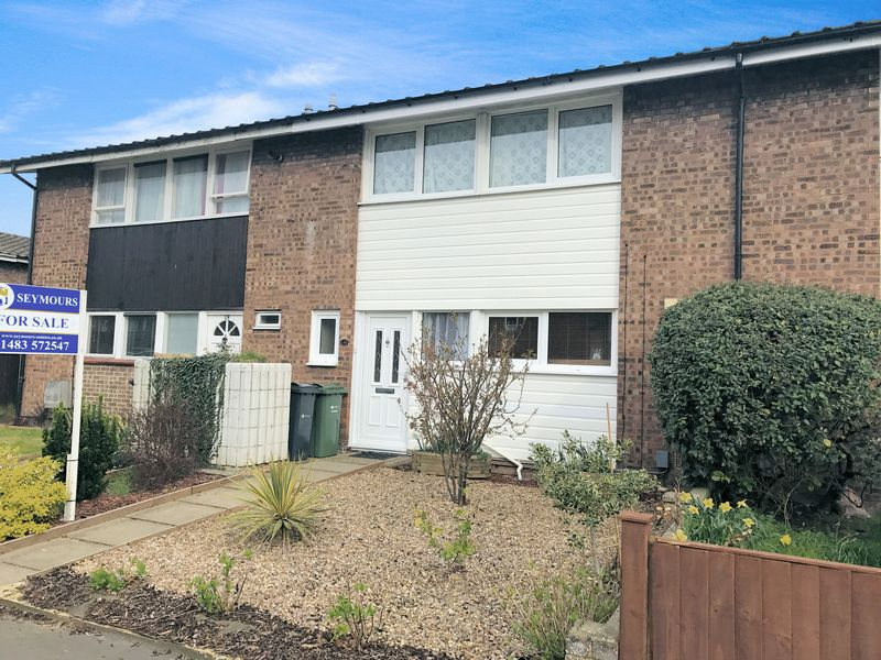 3 Bedrooms Terraced House for sale in Grange Road, Guildford